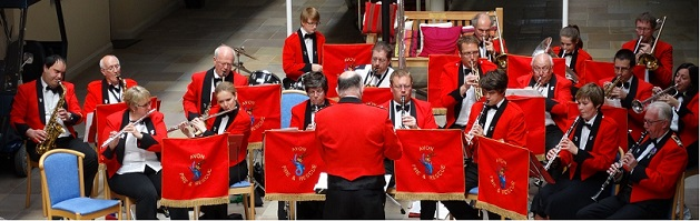 Band of the Avon Fire & Rescue Service