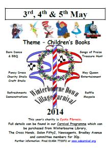 2014 Carnival Poster