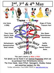 Carnival 2015 Poster